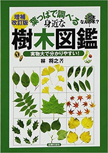葉っぱで調べる身近な樹木図鑑