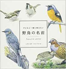 子どもと一緒に覚えたい 野鳥の名前