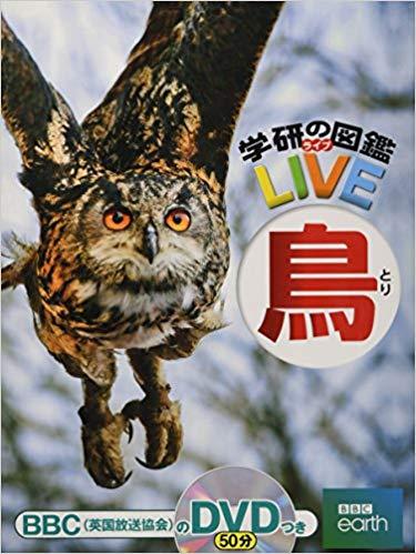 鳥 (学研の図鑑LIVE)