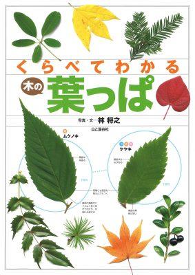 くらべてわかる木の葉っぱ 550種類の葉っぱのちがいが一目瞭然