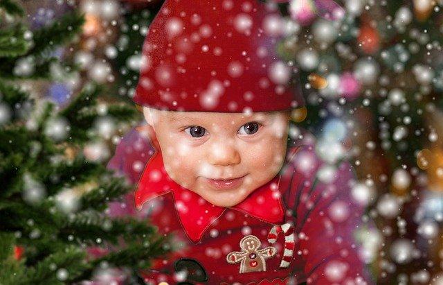 クリスマスのよろこび