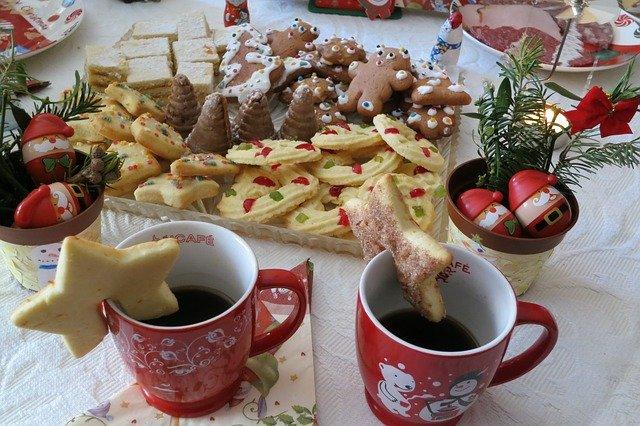 クリスマスビスケット