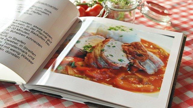 料理のページ