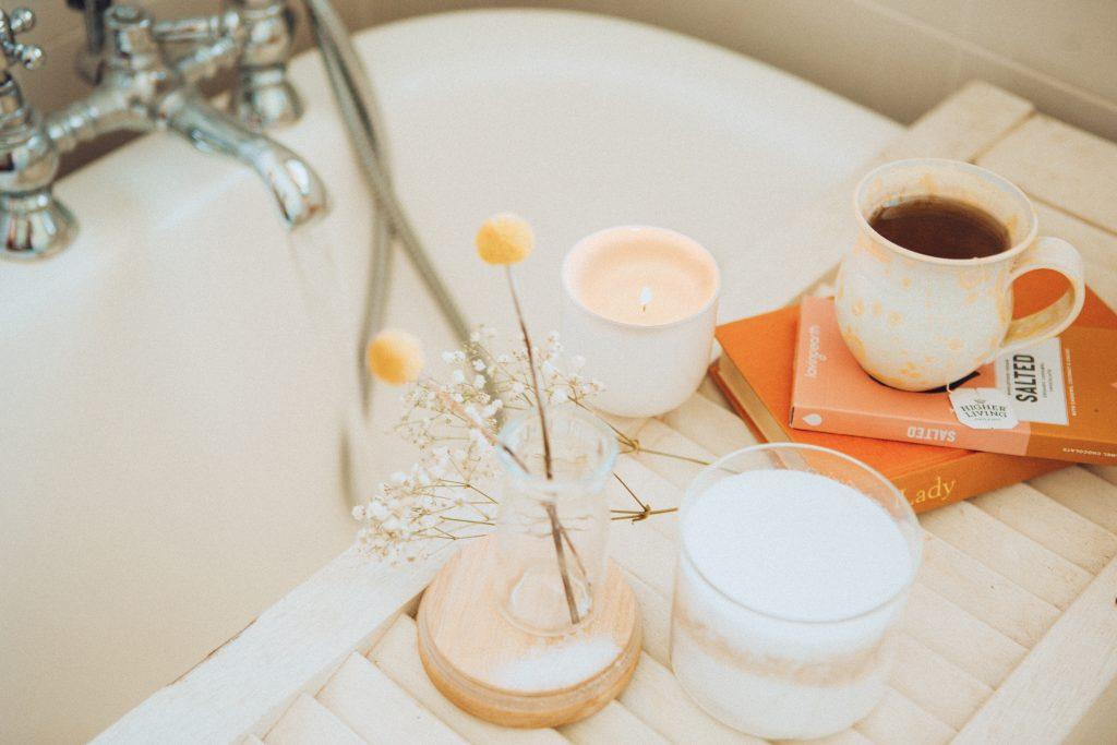 お風呂と本