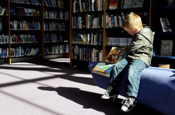 図書館と子ども