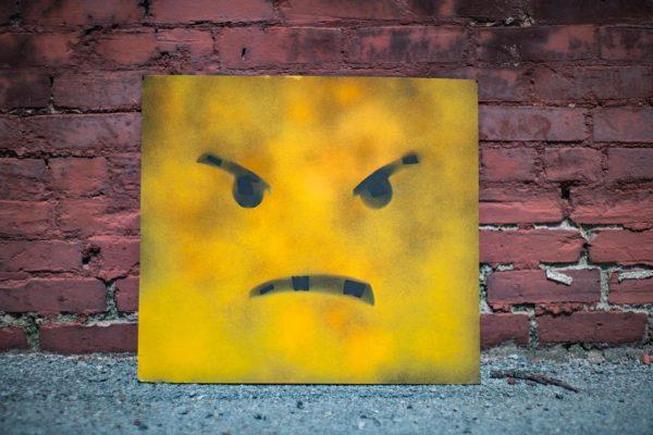 黄色いボックス