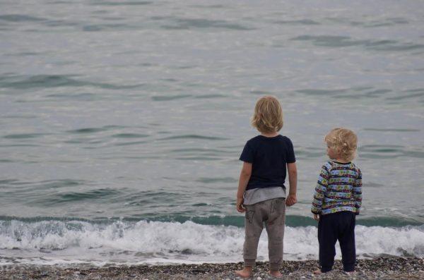 海ときょうだい