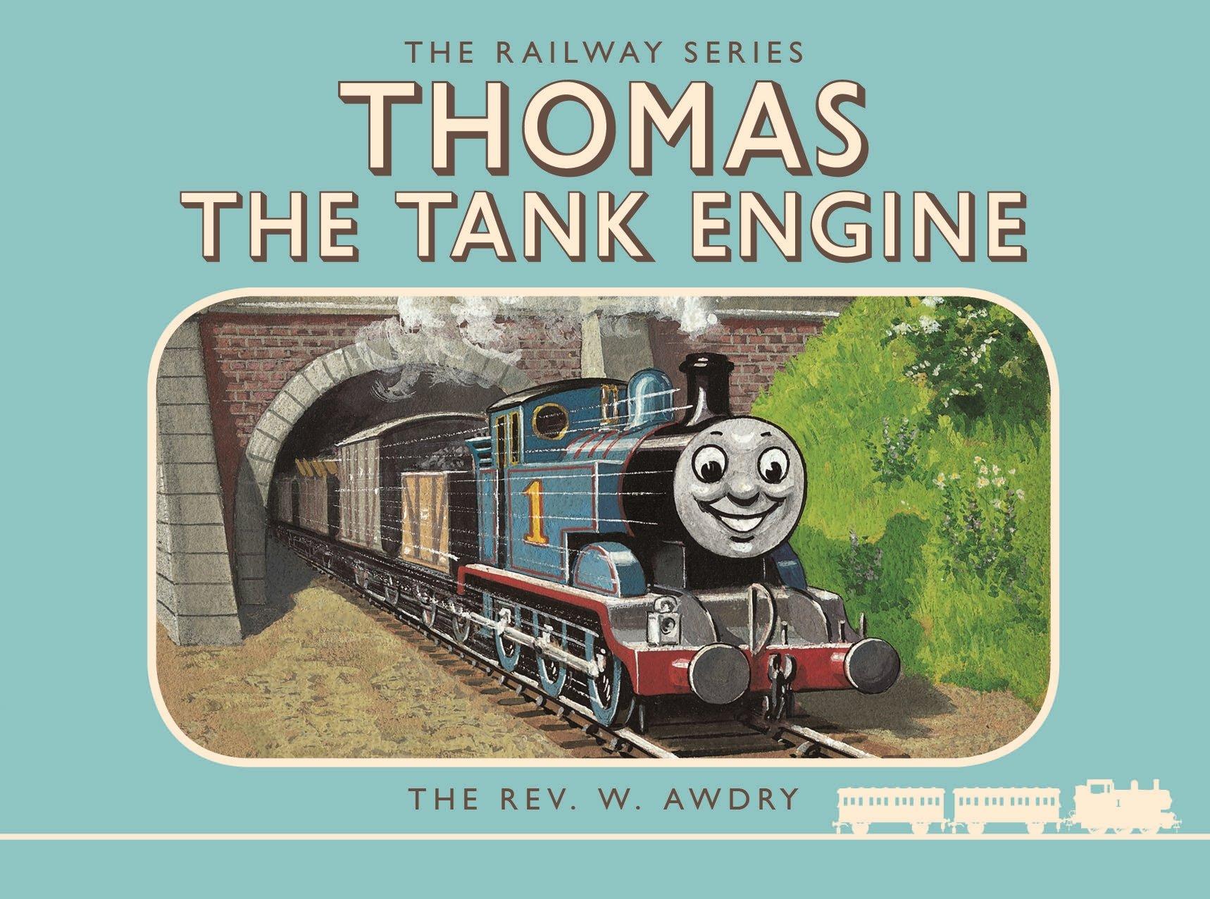 Thomas the Tank Engine the Railway Series