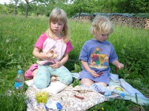 遠足の絵本は乳児から小学生まで大人気!子どもにはどんな効果が!?