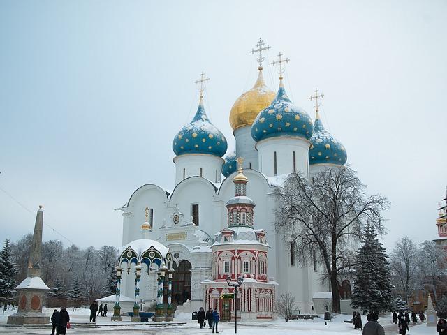ロシア 絵本