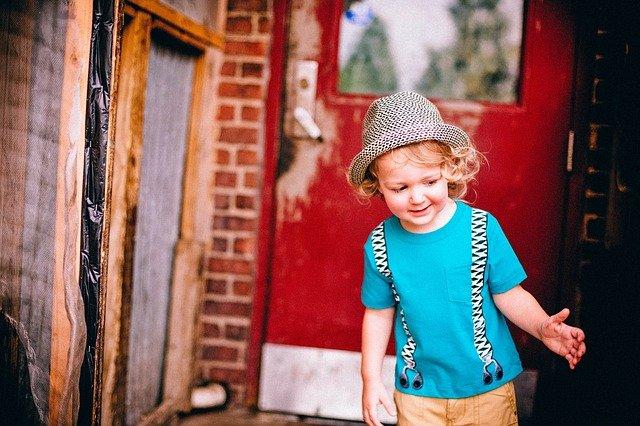 3−4歳帽子