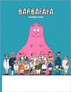 Barbapapa Coloring Book