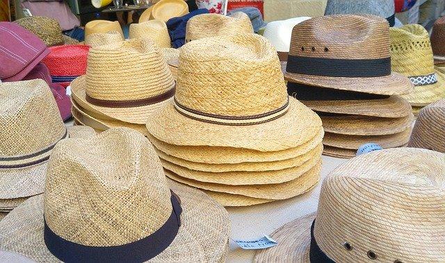 帽子選び方