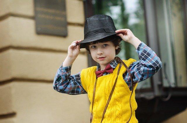 小学生帽子